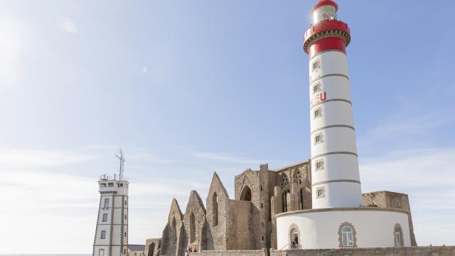 Le phare Saint Mathieu