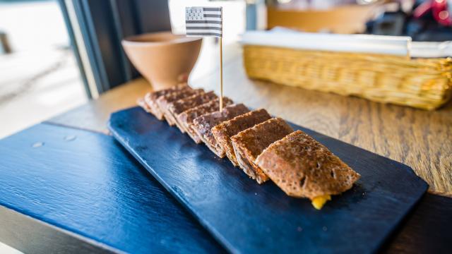 Table du Breizh cafe