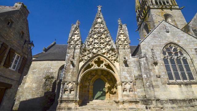 Pont Croix - Notre Dame De Roscudon