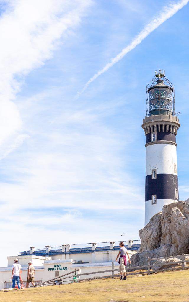 Phare du Creac'h sur l'ile d'Ouessant
