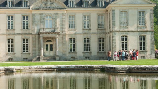 Domaine et chateau de Kerguehennec, centre d'art contemporain