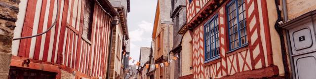 Rue de la Baudrairie - Vitre