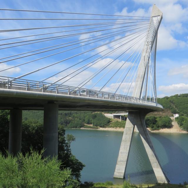 Pont de Térénez Charles Lavigne